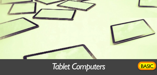 Tablet Computers Banner 2