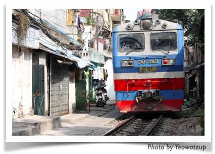 Hanoi Train 2