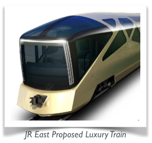JR East Luxury Train 4