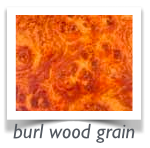 burl wood grain