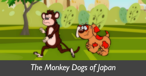 The Monkey Dogs of Japan
